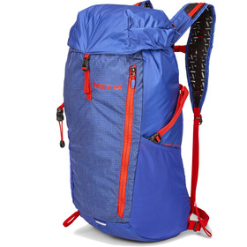 Marmot Kompressor Plus Mochila 20l, royal night/victory red